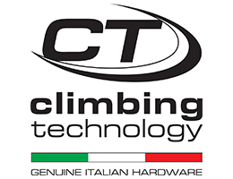 Logo - CLIMBING TECHNOLOGY a brand of Aludesign S.p.A.
